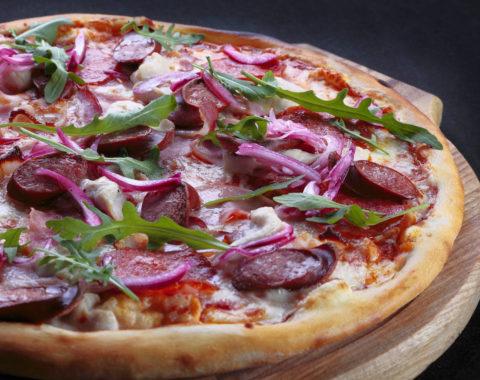 пицца мясная 2020